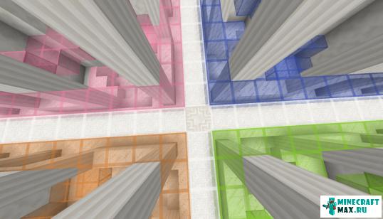 Мини-игра TAG | Карта Майнкрафт: 6
