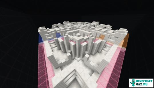 Мини-игра TAG | Карта Майнкрафт: 4