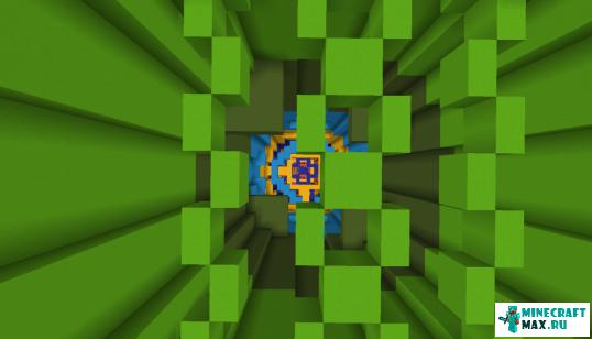 Игра Dropper | Карта Майнкрафт: 3